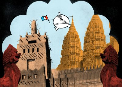 A brief History of French Colonies