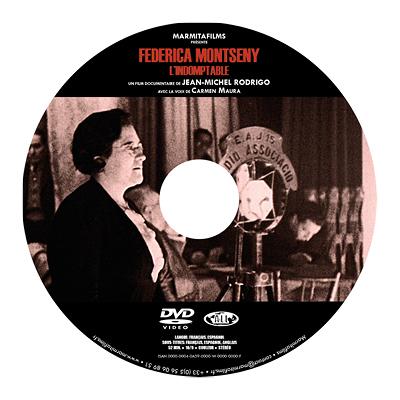 DVD - Federica Montseny
