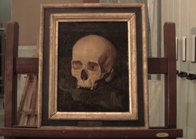 Le Crâne de Goya