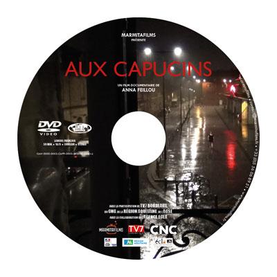 DVD - Aux Capucins