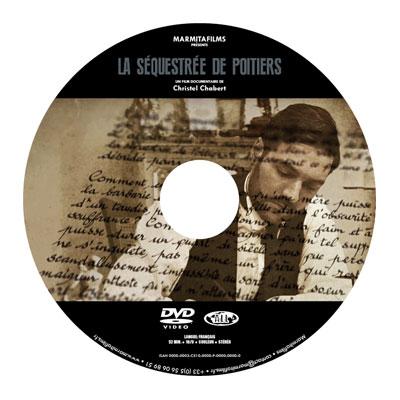 DVD - La séquestrée de Poitiers