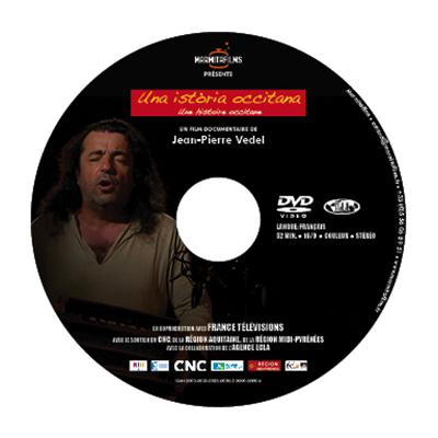 DVD - Une histoire occitane