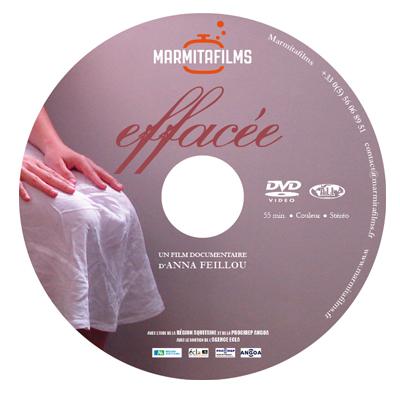 DVD - Effacée