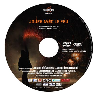 DVD - Jouer avec le feu