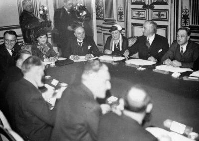 Les ministres de Blum